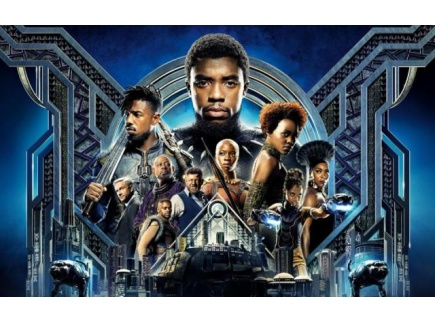 Main picture of Black Panther Movie Discussion Guide