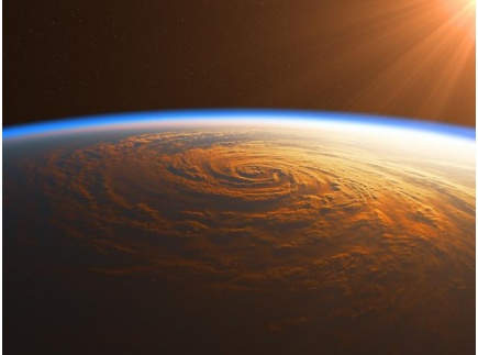 Main picture of Layers of the Atmosphere for Upper Elementary