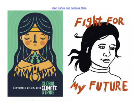 Main picture of Climate Strike and Art Activism: Create Your Story