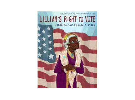 Main picture of Lillian's Right to Vote (Book discussion guide)