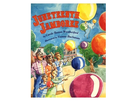 Main picture of Teacher's Guide for:  Juneteenth Jamboree