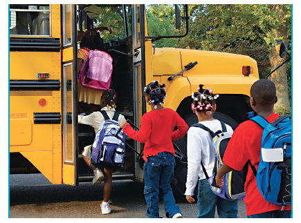 Main picture of Student Behavior Management on the School Bus