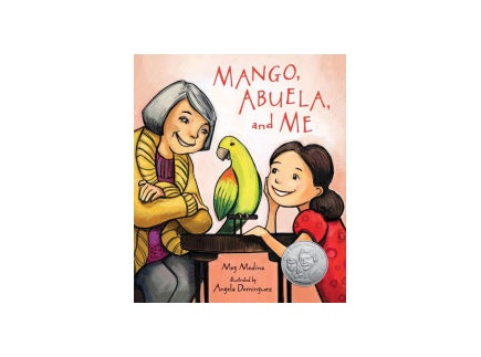 Main picture of Mango, Abuela and Me (teaching guide)