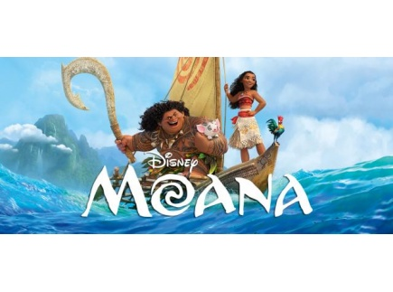 Main picture of Moana Educator Guide