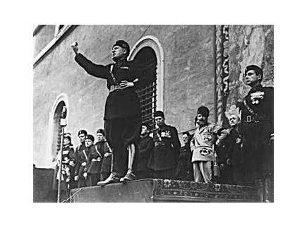 Main picture of THE RISE OF FASCISM, NAZISM AND THE SECOND WORLD WAR