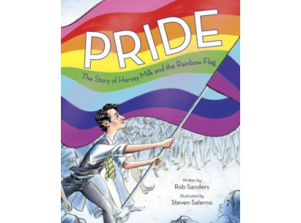 Main picture of Pride: The Story of Harvey Milk and the Rainbow Flag (Book Discussion Guide)