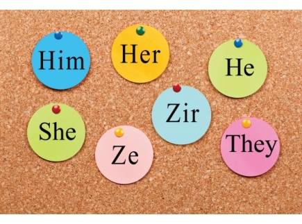 Main picture of Let's Get it Right: Using Correct Pronouns and Names