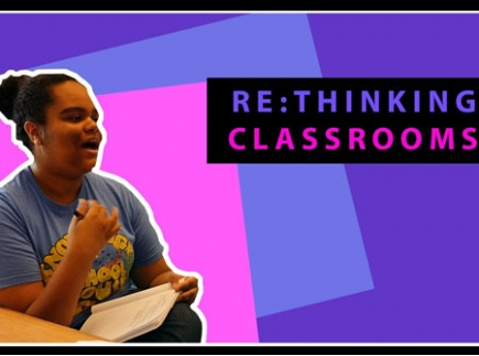 Main picture of RE:Thinking Classrooms
