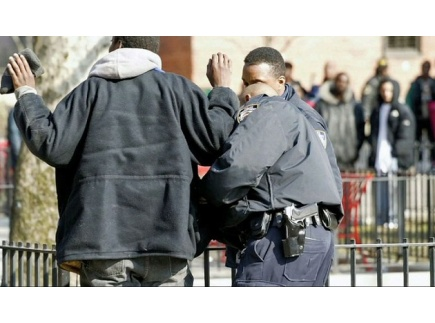 Main picture of Stop and Frisk through Infographics and Narratives