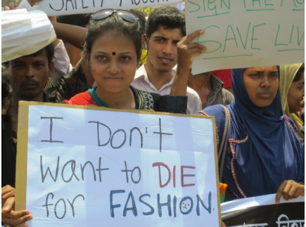 Main picture of Teaching Human Rights: Sweatshops