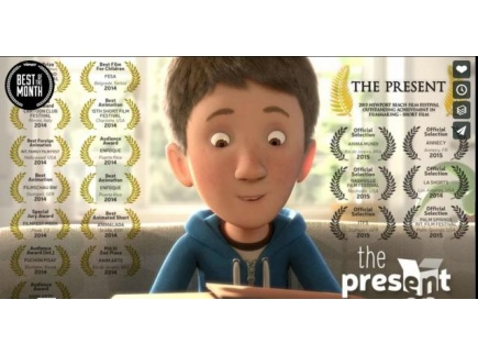 Main picture of 'The Present' and Living with a Disability