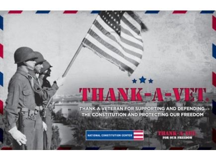 Main picture of Thank-A-Vet Postcards