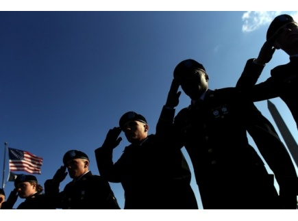 Main picture of The Greatest Sacrifice - Veterans Day Activities