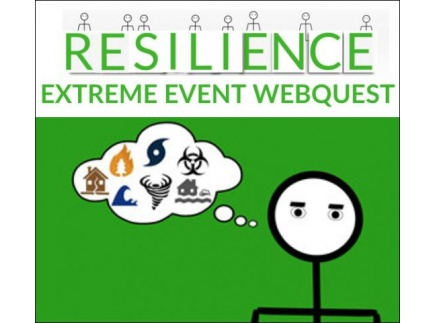 Main picture of Disaster Resilience Webquest