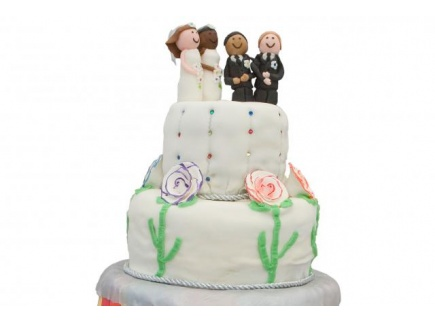 Main picture of Wedding Cake, Same-Sex Marriage and Discrimination