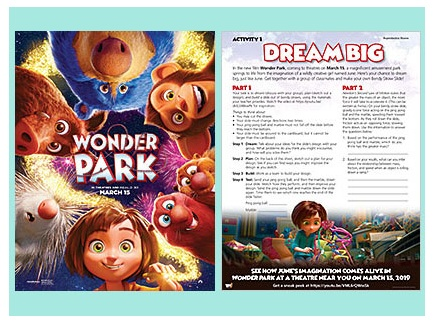 Main picture of Wonder Park: Build Your Own Dream (STEM, Physics and Engineering)