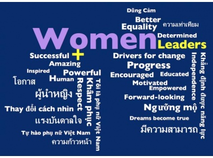 Main picture of WOMEN'S HISTORY MONTH WORD CLOUDS