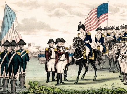 Assembly outline: celebrate American Independence