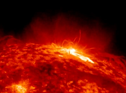 When Nature Strikes: Space Weather
