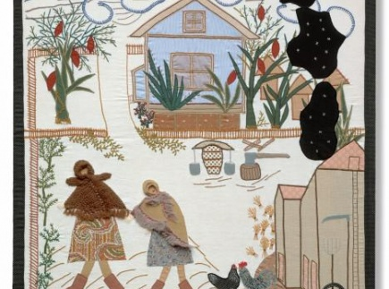 Esther in Her Own Words and Images: Artwork and Testimony as a Primary Source