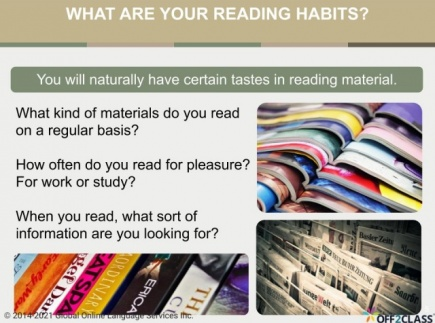 Introduction to IELTS-Reading