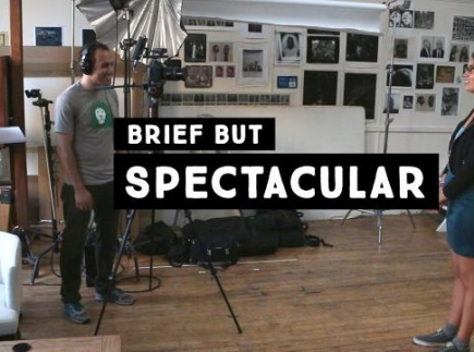 """Lesson plan: What's your """"Brief but Spectacular"""" take?"""