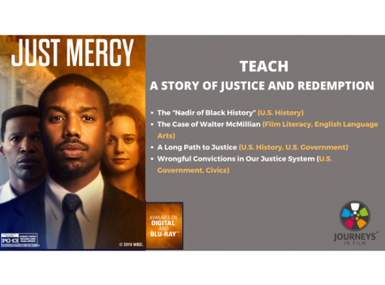"""Inequity in Criminal Justice: Teaching the film """"Just Mercy"""""""