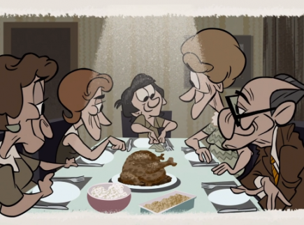 The Great Thanksgiving Listen: A Starter's Manual for Students