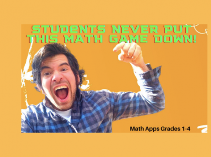 TOWER MATH    MATH APPS FOR KIDS    ALL OPERATIONS