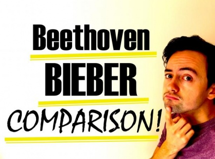 Why do Beethoven's Symphonies inspire POP Music?
