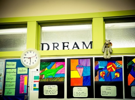 Tips for Setting up the Classroom