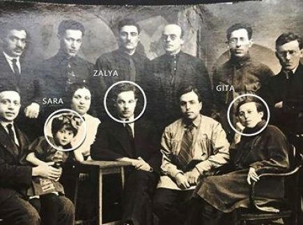 Sara's Century: a 12-Episode podcast about a nearly 100 year old Jewish woman's life in Russia