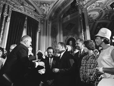 Voting Rights Act of 1965: Lesson Plans and Resources