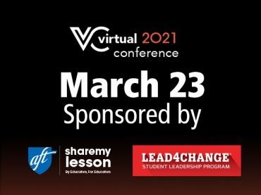 March 23 Virtual Conference Webinars - Spring 2021
