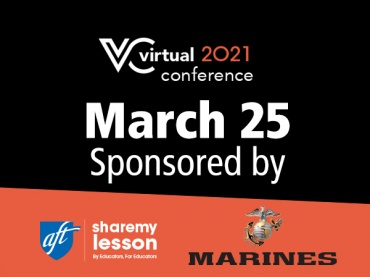 March 25 Virtual Conference Webinars - Spring 2021