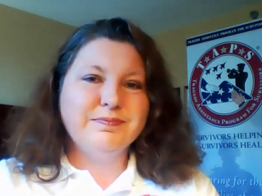 Ami Neiberger-Miller of The Tragedy Assistance Program for Survivors (TAPS) talks to PBS about how Memorial Day can affect families suffering from loss