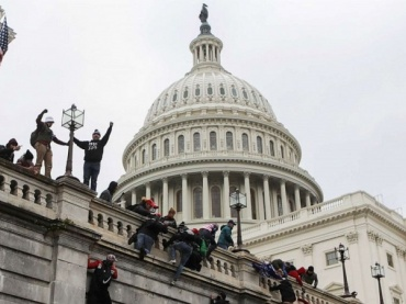 insurrection at capitol