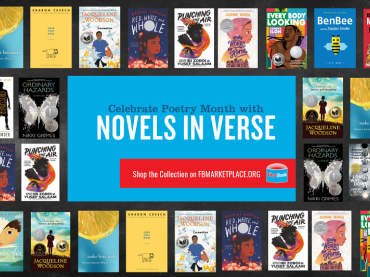 15 Novels in Verse to Celebrate Poetry Month