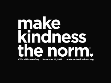 kindness day 11/13/18