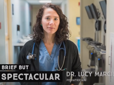 dr lucy marcil