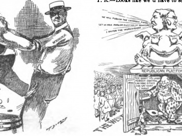 Women's Suffrage: The Freedom to Make a Change