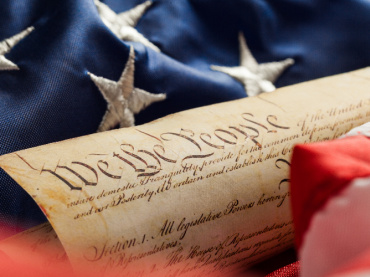 How Did the Constitution Organize the Government?
