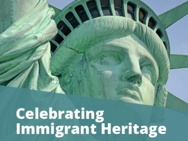 Immigrant Heritage Month Lessons and Resources