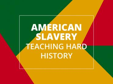 teaching american slavery and juneteenth