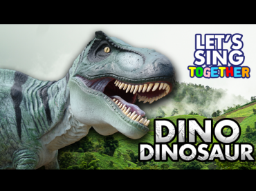 Learn about Dinosaurs with a sing-along song and video