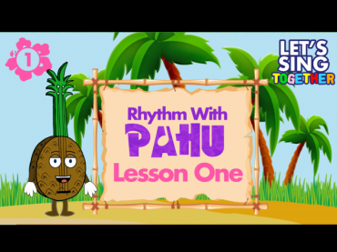 """""""Rhythm with Pahu"""" clapping game"""