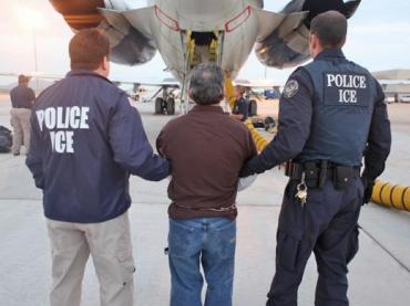 Civil Conversation: Immigration Enforcement Raids