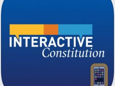 Interactive Constitution App from the National Constitution Center