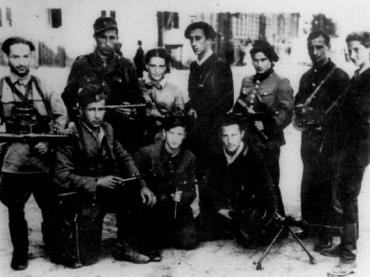 Jewish Resistance During the Holocaust