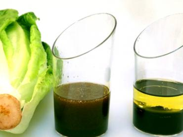 Salad Dressing Science: Emulsifiers